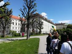 Obecní výlet Vídeň, Grob, Györ 2019